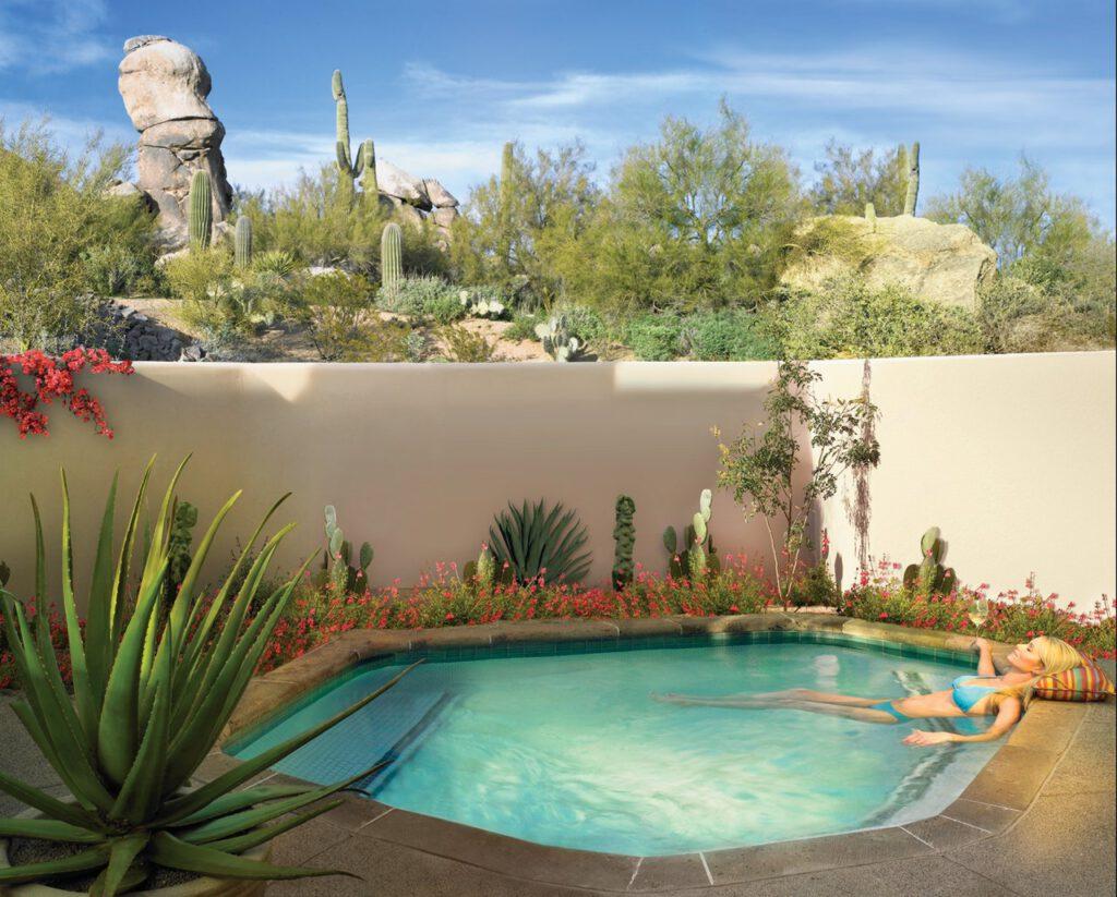 Ruhige Oase in der Sonora-Wüste: Four Seasons Resort Scottsdale at Troon North