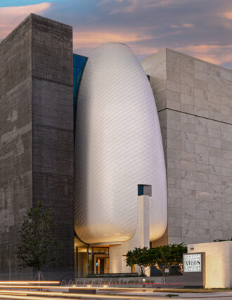 Ein neues architektonisches Highlight in Downtown St. Pete Images are ©MAACM. Photos and video by Joe Brennan.