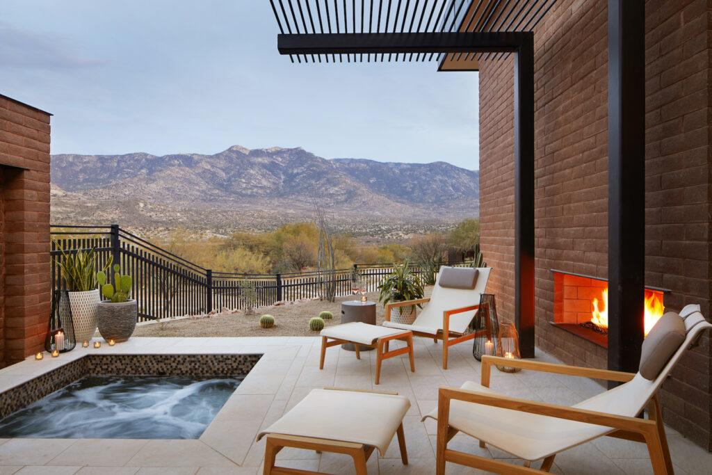 Romantische Wellness-Auszeit im Miraval Arizona: von Magazinen wie Travel + Leisure oder Condé Nast Traveler als eines der besten Spa-Resorts der Welt ausgezeichnet.